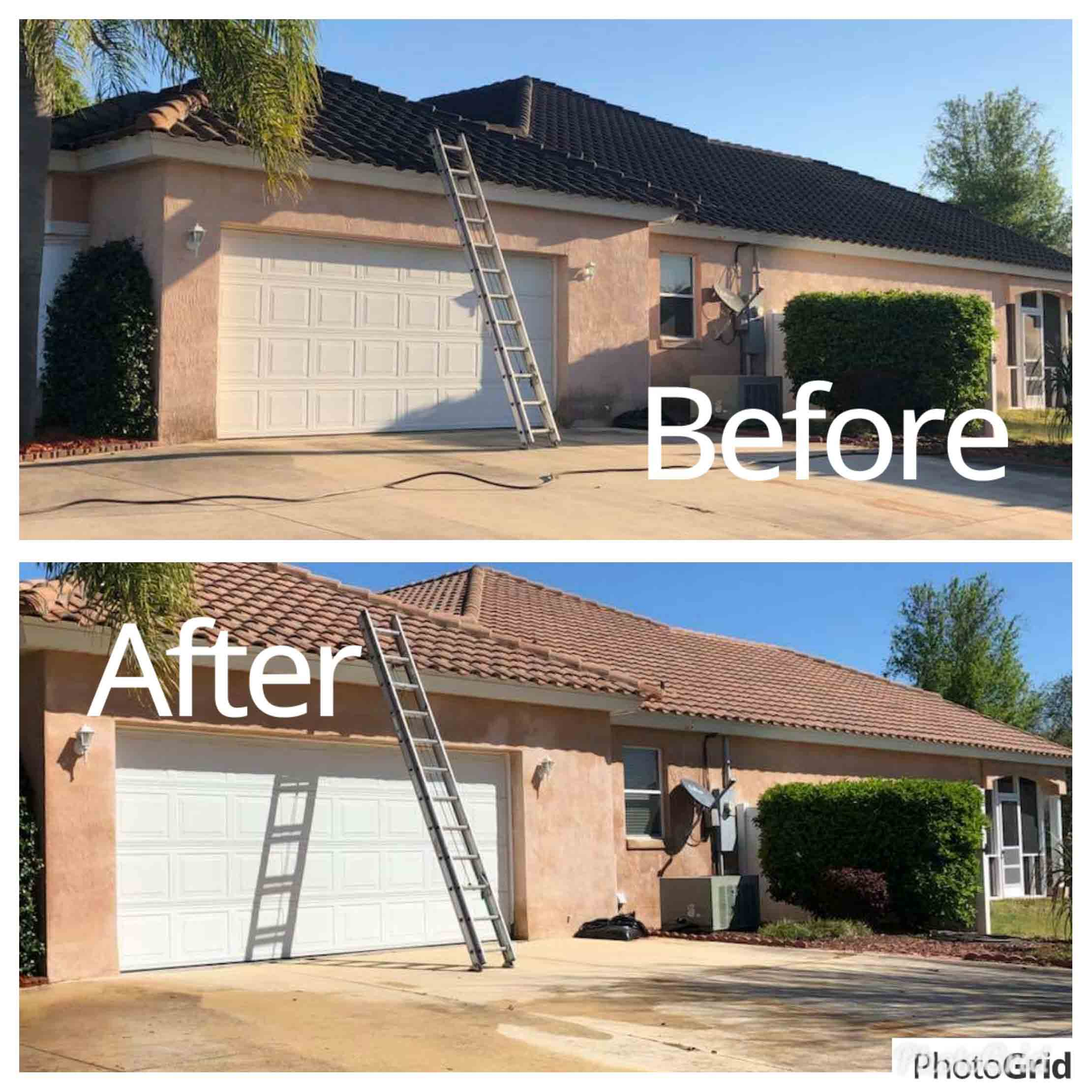 Roof Cleaning Service in Maitland, FL
