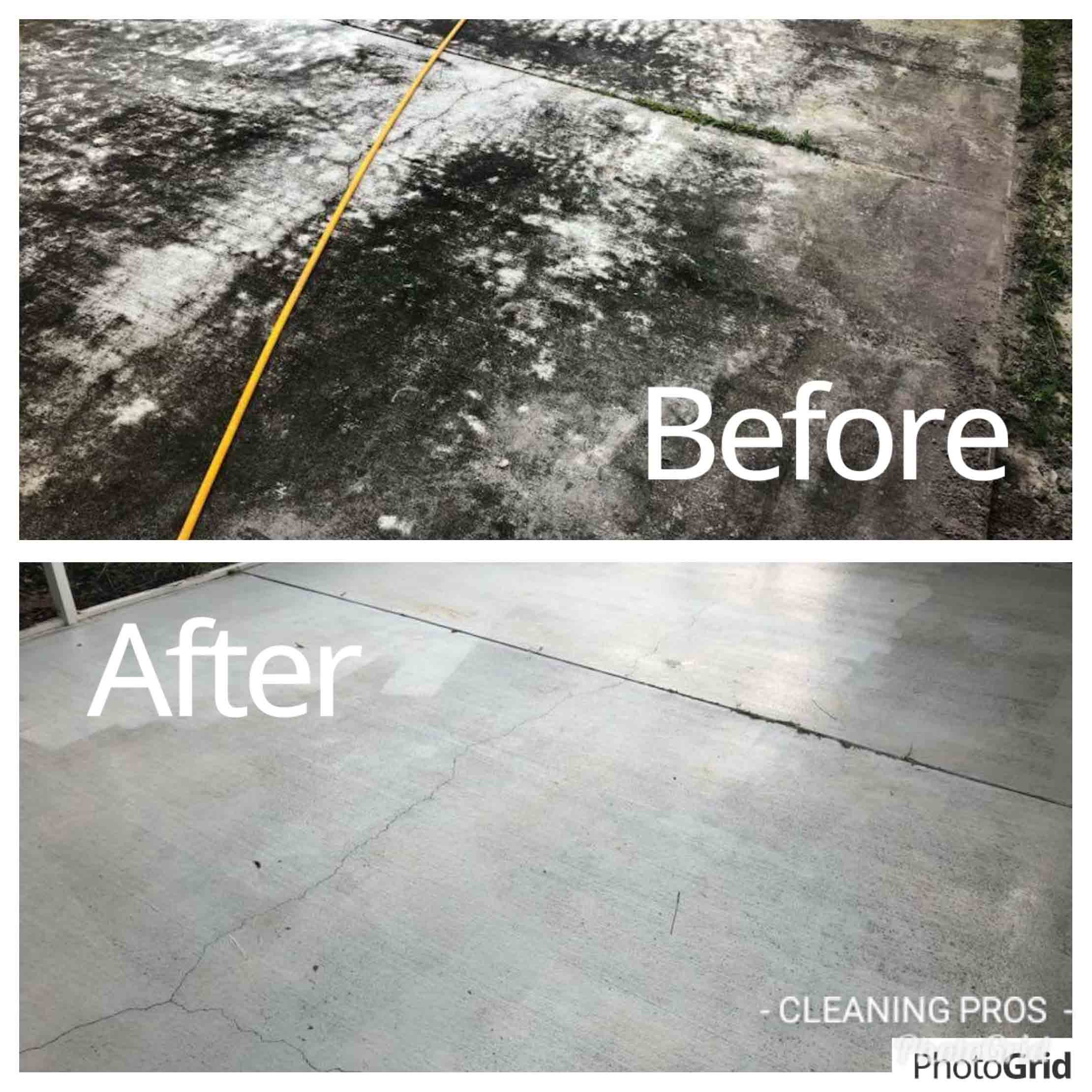 Concrete Cleaning Service in Maitland, FL