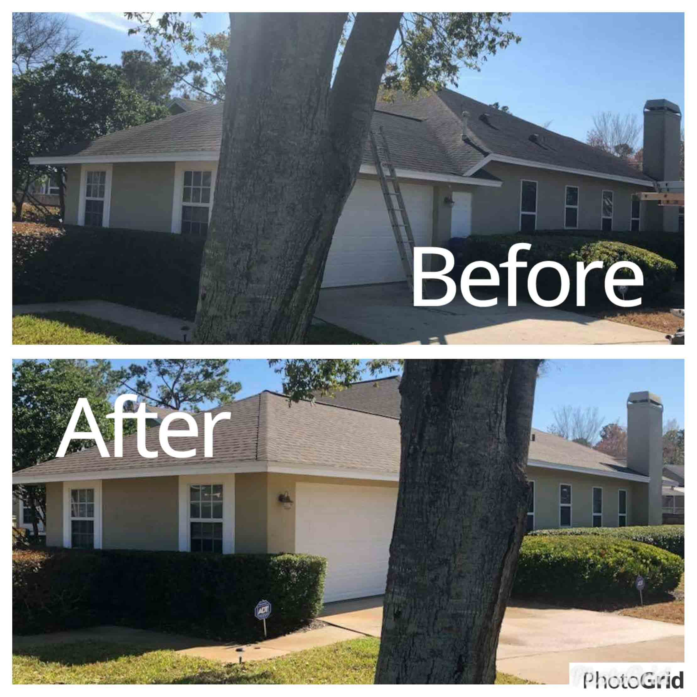 Roof Cleaning Service in Deltona, FL