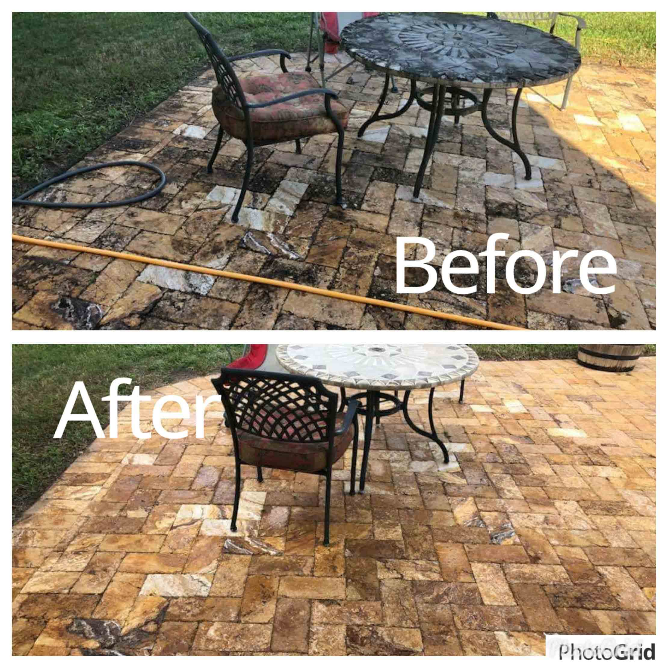 Pavers Cleaning Service in Lake Mary, FL