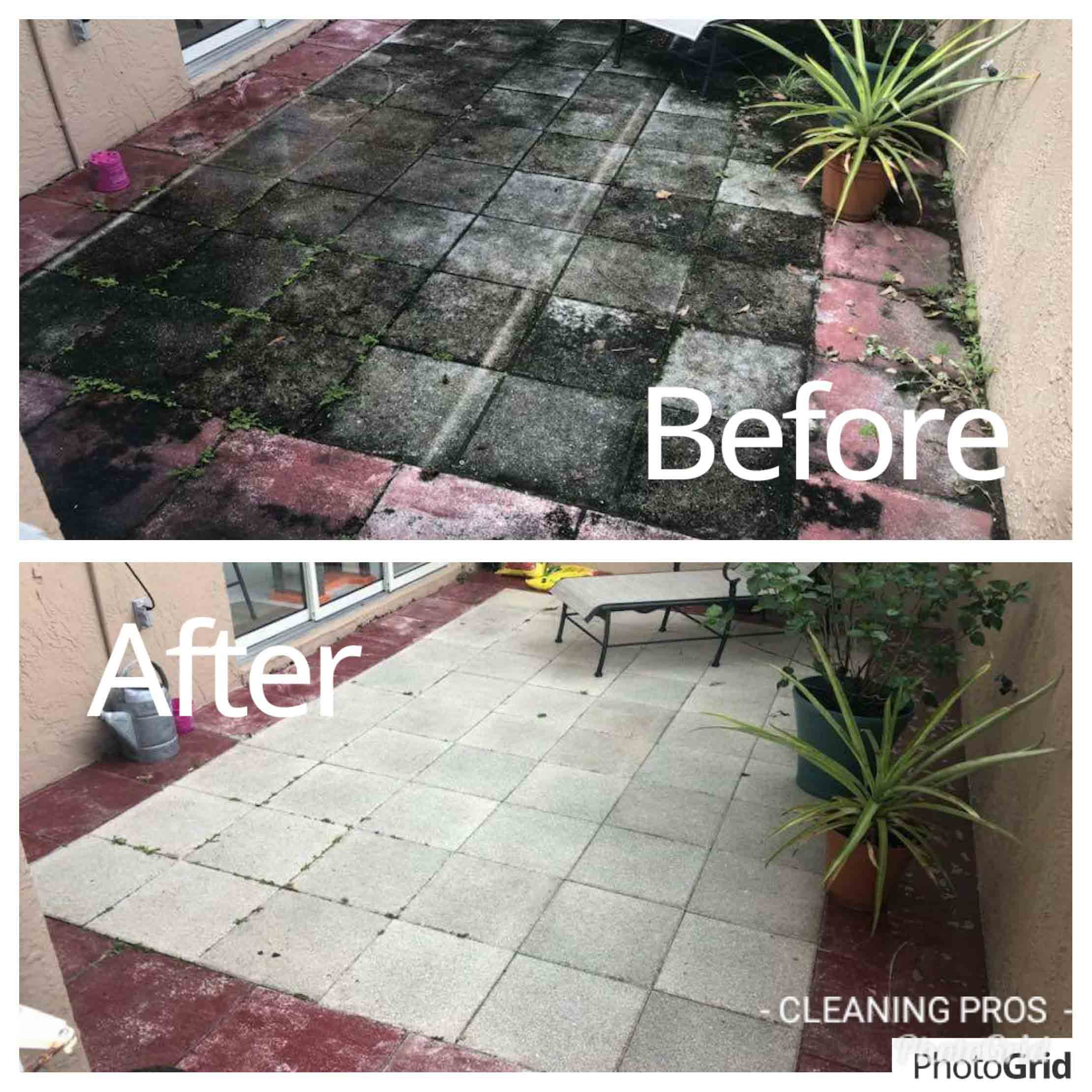 Pavers Cleaning Service in Longwood, FL