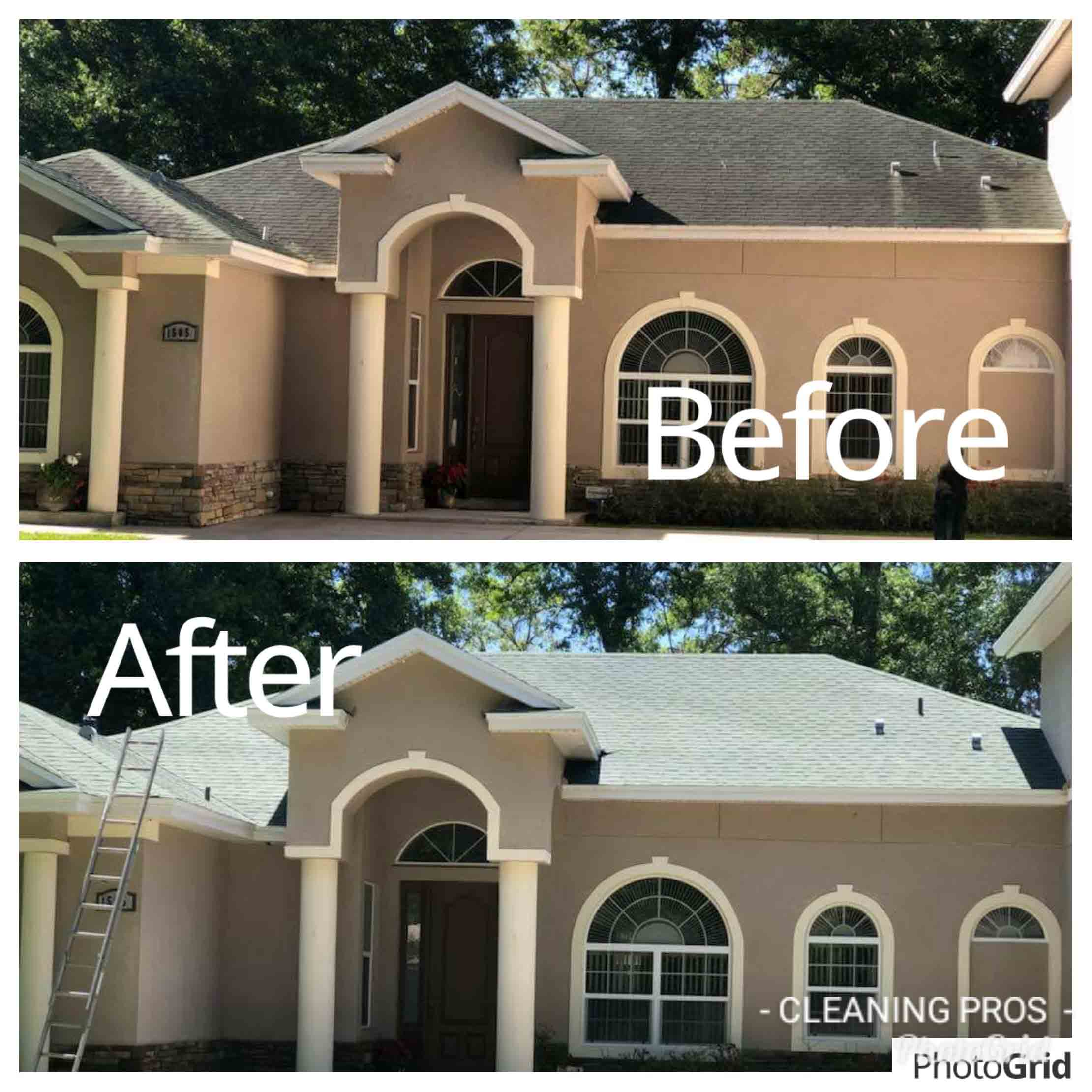 Roof Cleaning Service in Heathrow, FL